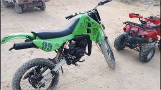 splendor bike modified cafe racer - TH-Clip