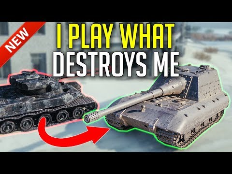 I Play The Tank That Destroys Me ► World of Tanks Gameplay [NEW SERIES]