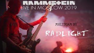 RAMMSTEIN live @ Luzhniki stadium, Moscow, Russia, 29.07.2019 MULTICAM BY RADLIGHT