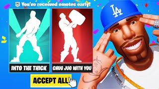 Trolling With UNRELEASED TikTok Emotes (Chug Jug With You)