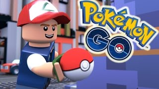 Download Youtube: POKEMON GO in LEGO World