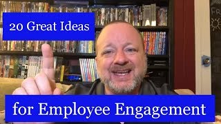 Employee Engagement Programs - 20 Great Examples