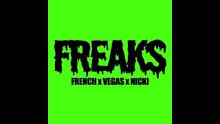 FRENCH MONTANA FT. MR VEGAS, NICKI MINAJ - FREAKS REMIX {march 2013}