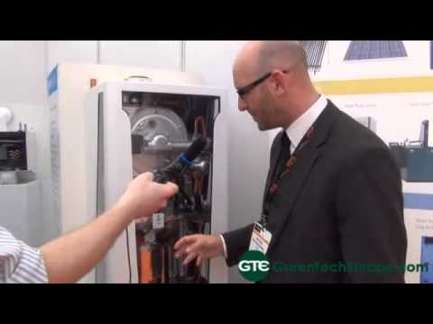 Baxi Interview: Low carbon hot water