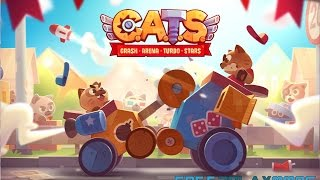 CATS: Crash Arena Turbo Stars Gameplay Android / iOS