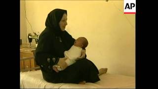 Iraqi Couple Name Son After US President