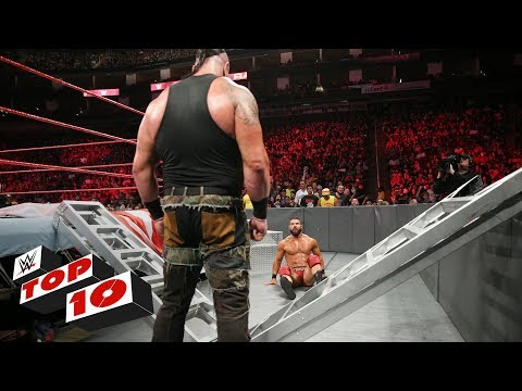 Download Top 10 Raw moments: WWE Top 10, June 4, 2018 HD Mp4 3GP Video and MP3