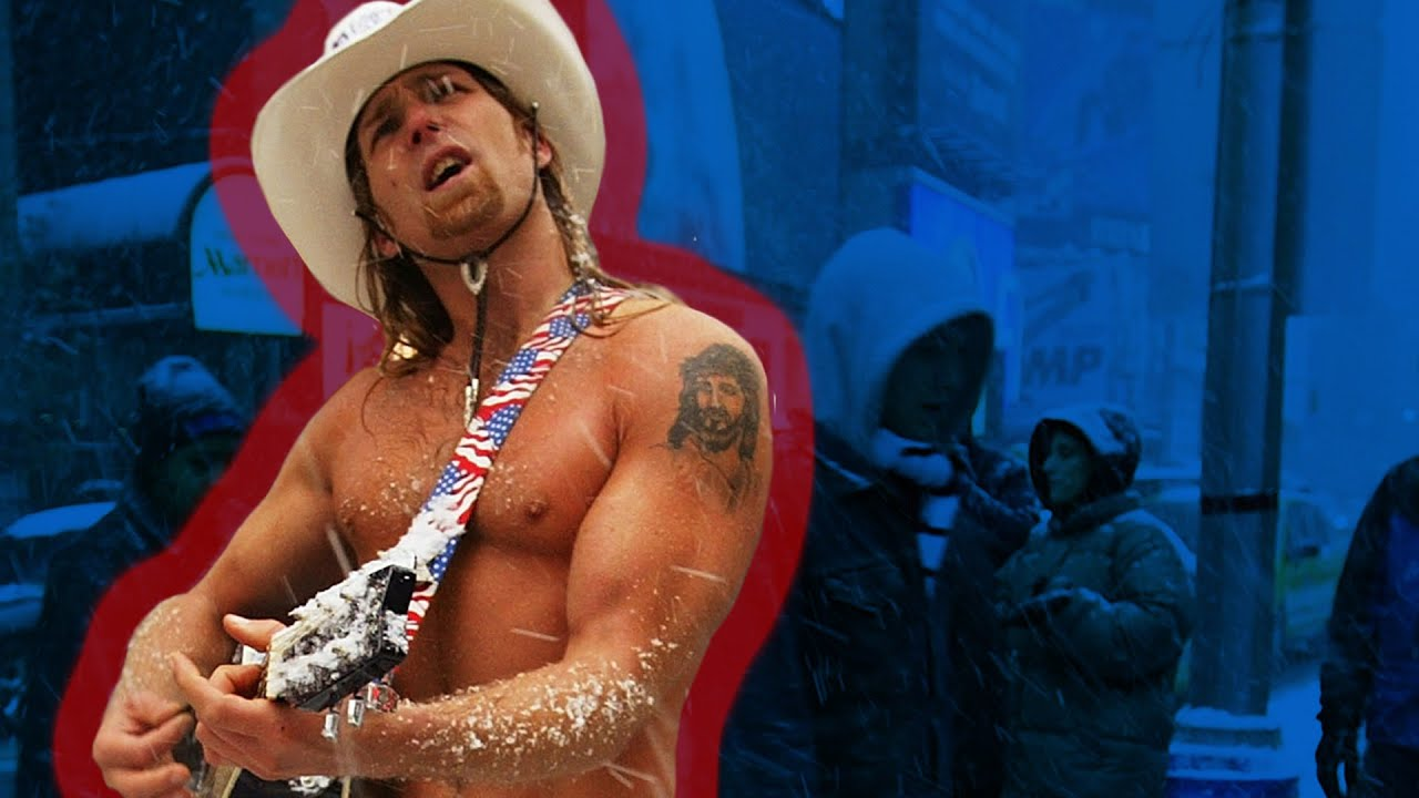 A Day In The Life Of The Naked Cowboy thumbnail