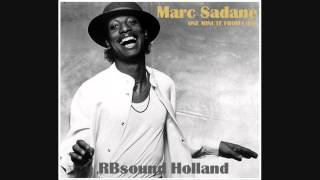 Marc Sadane - One Minute From Love (1982) HQsound