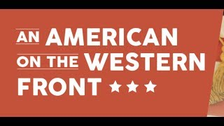 An American on the Western Front - Patrick Gregory