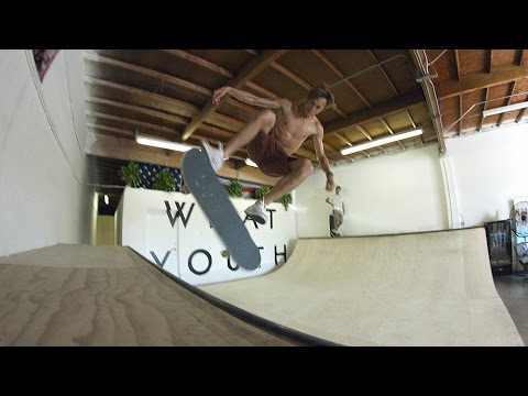 What Youth: Office Space - Sebo Walker