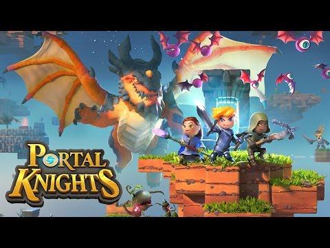 Trailer de Portal Knights