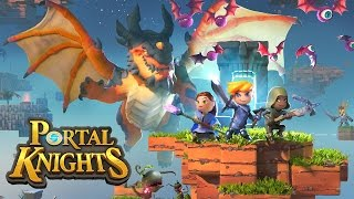 Clip of Portal Knights Early Access