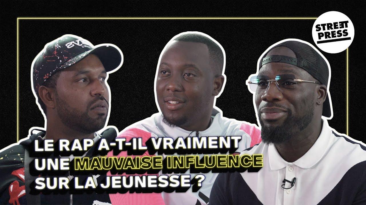Le rap a-t-il vraiment une mauvaise influence sur la jeunesse ? Fif Tobossi / Bakhaw / Adama Camara