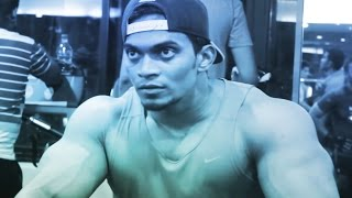 SUNIT JADHAV BodyBuilding Motivational Video by Team CandidCut