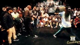 SAM (Yudat) vs ICEE (Forzesound) - Finale Hip Hop H Quality 4 (2016)