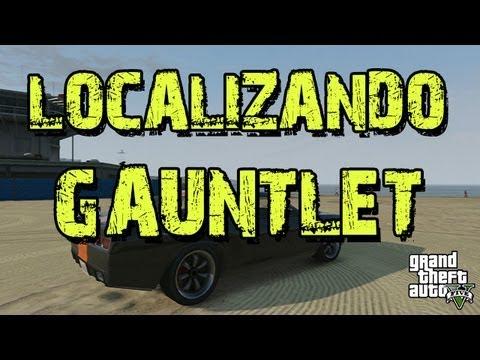 Gta 5 Gauntlet Back - #traffic-club