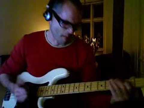 p-bass slap funk # 2