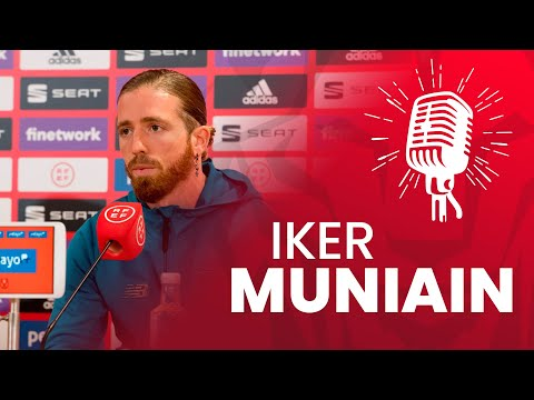 🎙️ Iker Muniain I pre Athletic Club – FC Barcelona I Final Copa 20-21