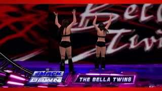 WWE 2K14 Entrances & Finishers Videos: Nikki Bella
