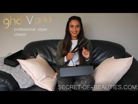 ghd V Gold Classic  Styler Test - Meine Erfahrungen