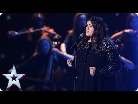 Can Emma Jones sing her way to success? | Semi-Final 5 | Britain's Got Talent 2015 (видео)