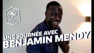 Equipe de France : Une journée avec... Benjamin Mendy I FFF 2018