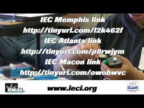 IEC Hands On 1 Day Low Voltage Training - YouTube