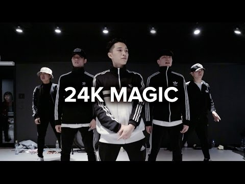 24K Magic - Bruno Mars / Junsun Yoo Choreography Mp3
