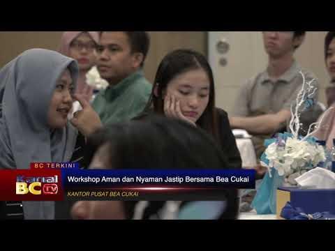 Workshop Aman dan Nyaman Jastip Bersama Bea Cukai
