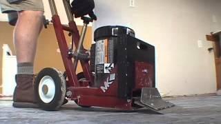 Speedy Floor Removal Floor Scraper Machine Floor Removal Riding - Wolff floor scraper