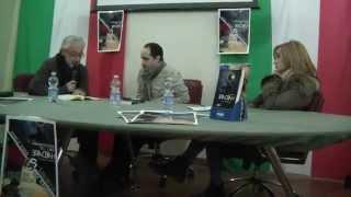 preview picture of video 'Bracbah - Presentazione Libro a Maddaloni parte1/3'