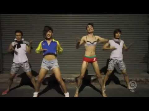 Choáng với các thím Thái Lan nhảy sexy ... Thím nào chưa có gấu thì vào chọn 1 em đêêê