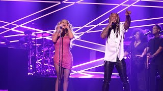 Mariah Carey Ft. Ty Dolla $ign   The Distance (Live At The Tonight Show With Jimmy Fallon)