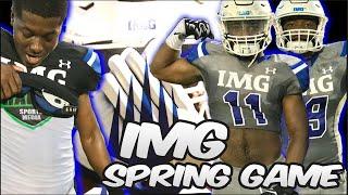 IMG Academy Football ( Bradenton, FL} 🔥🌴 - Spring Game 2018