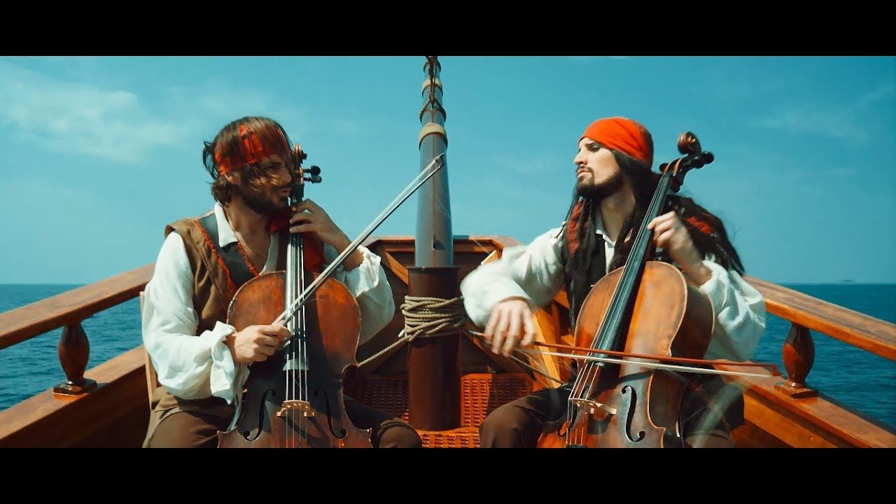 2CELLOS — Pirates Of The Caribbean