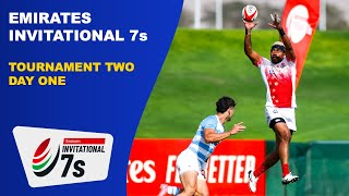 Emirates Invitational 7's  8th April – Day One