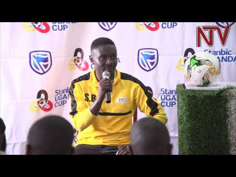 Fred Kajoba, Shafik Bisaso speak out ahead of Uganda cup final