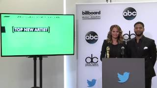 Top New Artist Finalists - BBMA Nominations 2015