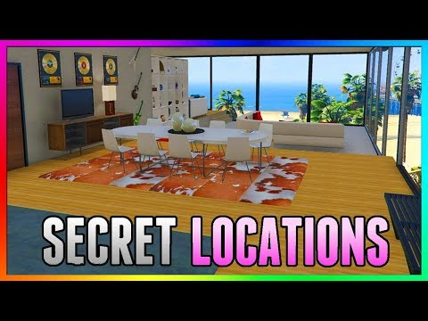 Download Coolest Secret Locations Found In Gta 5 Online Video 3GP