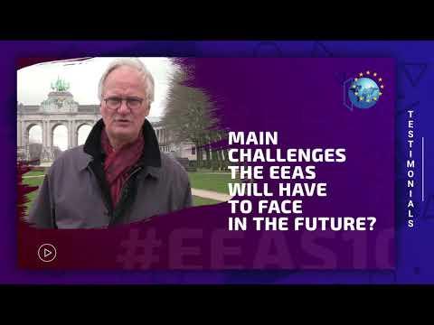 EEAS10 Staff testimonial  - Christian Leffler