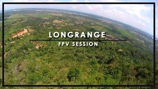 LONGRANGE FPV WITHOUT GPS | TENGGARONG | 1 FEBRUARY 2020