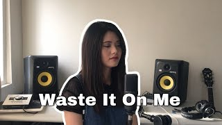 Waste It On Me - Steve Aoki Ft BTS (방탄소년단)