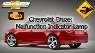 Malfunction Indicator Lamp | Chevrolet Cruze
