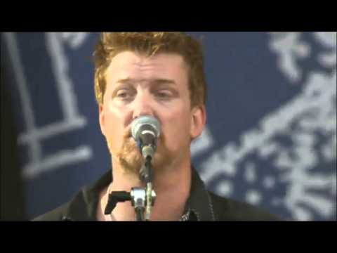 Queens Of The Stone Age - Go With The Flow @ Rock Werchter 2011