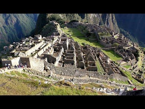 Machu Pichu - Peru, Bromance & Rasta Llamas