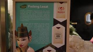 Jewel Changi Airport #  Walking Tour Inside Five Spice Food Court