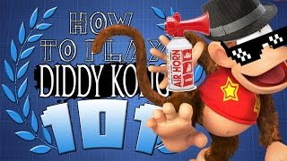 HOW TO PLAY DIDDY KONG 101