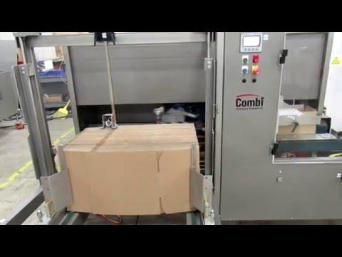 Formadora de Cajas 2-EZ HS forma cajas con particiones