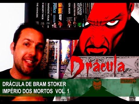 [Central HQs] Drácula de Bram Stoker e Império dos Mortos vol 1